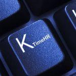 KTimeHR Blue KeyBoard